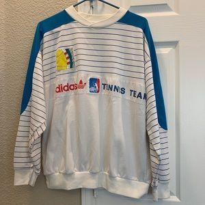 VTG Adidas Patterned Sweatshirt